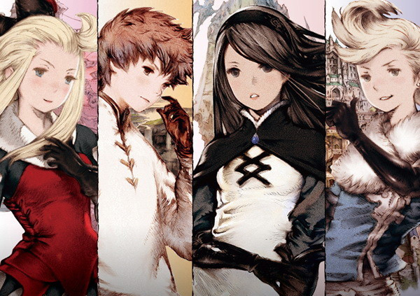 bravely-default-4-characters