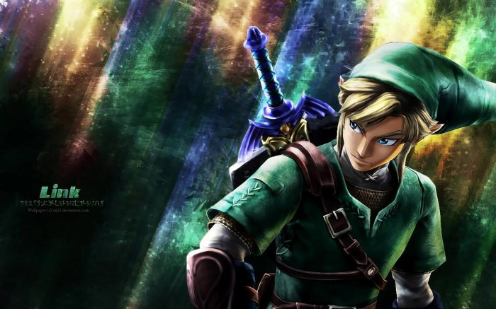 link-the-legend-of-zelda-hd-wallpaper