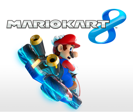 review mario kart 8 ourcade games. Black Bedroom Furniture Sets. Home Design Ideas