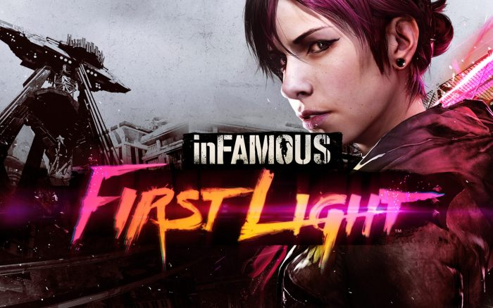 InFAMOUS First Light HD Game Wallpaper