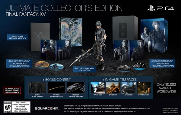 Final-Fantasy-XV-Ultimate-collectors-edition