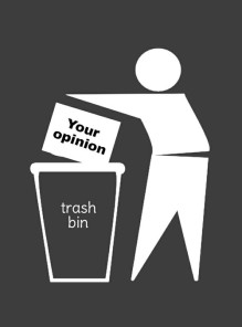 trash opinion